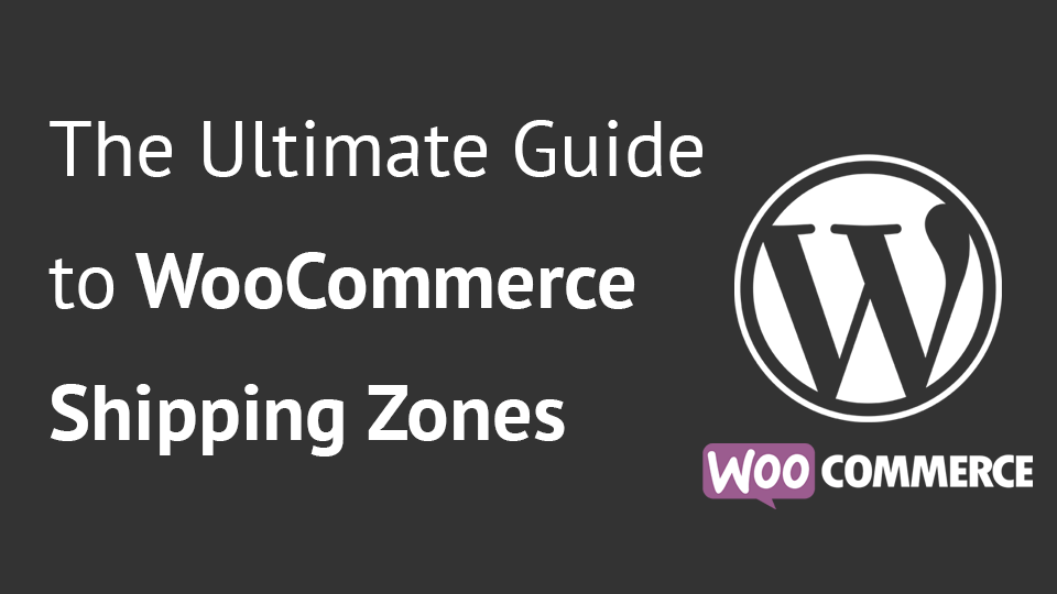 Image with Article Title and logos of WordPress and WooCommerce